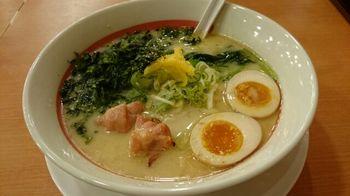 鶏白湯(とりぱいたん)らーめん7